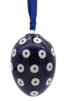 Keramik Ei Mini mit Band H: 5 cm