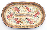 Platte mittel 28 x 17,5 cm